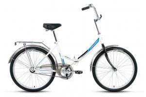 Велосипед Forward Valencia 1.0 (2018)