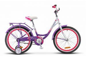 Велосипед  Stels Pilot 210 Girl 20 V010 (2018)