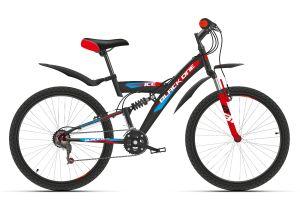 Велосипед Black One Ice FS 24 (2018)