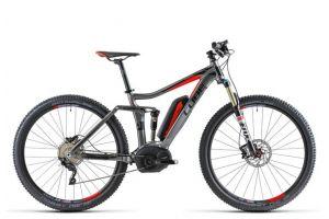 Велосипед Cube Stereo 120 Hybrid Pro (2014)