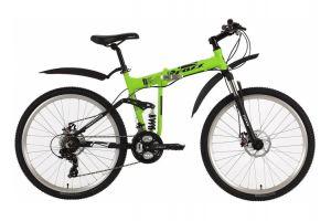 Велосипед Foxx Zing F2 D (2018)