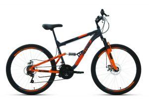Велосипед Altair MTB FS 26 2.0 Disc 18ск (2020)