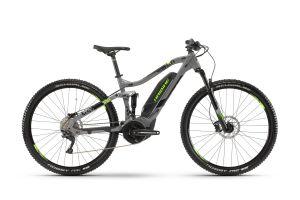 Велосипед Haibike Sduro FullNine 4.0 (2019)