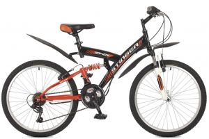 Велосипед Stinger Banzai 24 (2017)