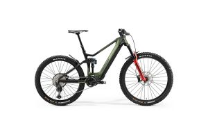 Велосипед Merida eOne-Sixty 8000 (2021)