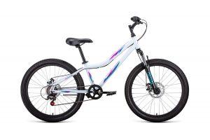 Велосипед Forward Iris 24 2.0 Disc (2021)