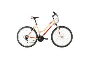 Велосипед Bravo Tango 26 кремовый/бордовый/серый 2020-2021