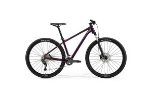 Велосипед Merida Big.Nine 300 DarkPurple/Black 2021