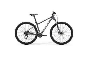 Велосипед Merida Big.Nine 60 3x MattAntracite/Silver 2021
