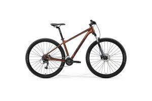 Велосипед Merida Big.Nine 60 3x MattBronze/Black 2021