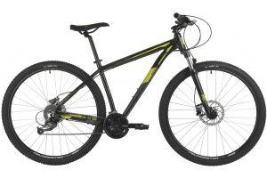 """Велосипед STINGER 29"""" GRAPHITE PRO черный, алюминий, размер 22"""""""