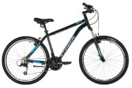 """Горный велосипед  STINGER 26"""" ELEMENT STD черный, алюминий, размер 18"""", MICROSHIFT"""