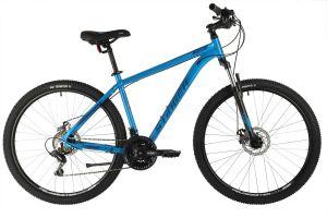 """Велосипед STINGER 27.5"""" ELEMENT EVO синий, алюминий, размер 20"""""""