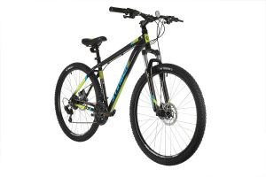 """Велосипед STINGER 27.5"""" ELEMENT EVO черный, алюминий, размер 18"""""""