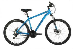 """Велосипед STINGER 26"""" ELEMENT EVO синий, алюминий, размер 16"""""""