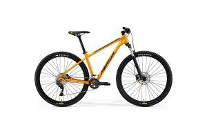 Велосипед Merida Big.Nine 300 Orange/Black 2021