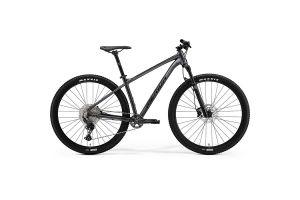 Велосипед Merida Big.Nine 400 Antracite/Black 2021
