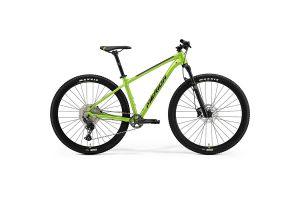Велосипед Merida Big.Nine 400 Green/Black 2021