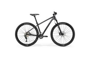Велосипед Merida Big.Nine 500 Antracite/Black 2021