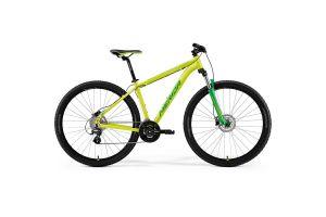 Велосипед Merida Big.Nine 15 SilkLime/Green 2021