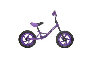 """Беговел 12"""" NOVATRACK Magic фиолетовый, колесо 12"""" с покрышкой и камерой #099419"""